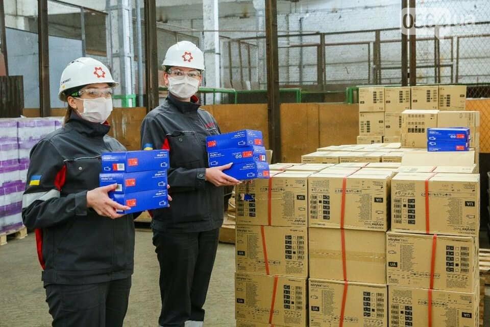 Компания Метинвест полностью обеспечила горняков  защитными средствами, фото-1