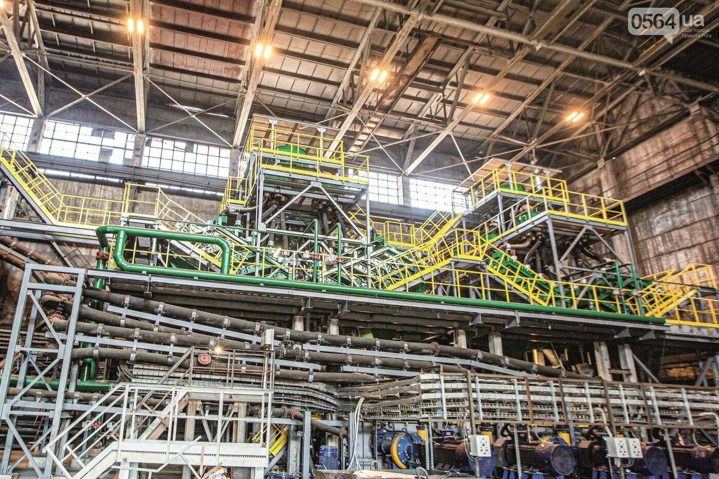 ЦГОК завершил модернизацию оборудования для производства концентрата премиум-класса   , фото-1