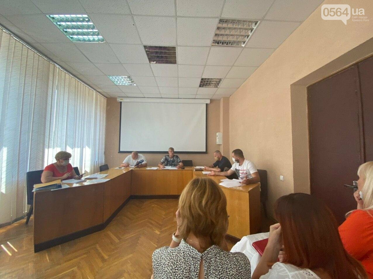В Кривом Роге состоялось заседание рабочей группы по выплате 30 миллионов на покупку жилья бойцам АТО, - ФОТО, ВИДЕО, фото-1