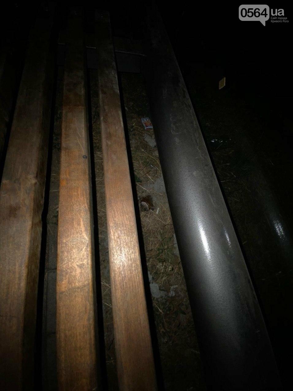 """""""Опять вандалы?"""": почему в Кривом Роге на новой остановке нет стекла, - ФОТО , фото-15"""