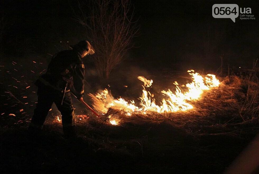 25 пожаров - за один день! Спасатели Днепропетровщины взывают к сознательности граждан, фото-4