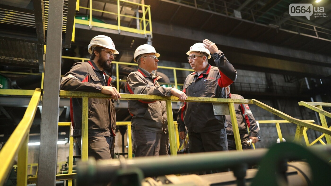 Лучшие в профессии. Генеральный директор Группы Метинвест лично вручил наивысшую награду компании криворожским горняками металлургам, фото-3