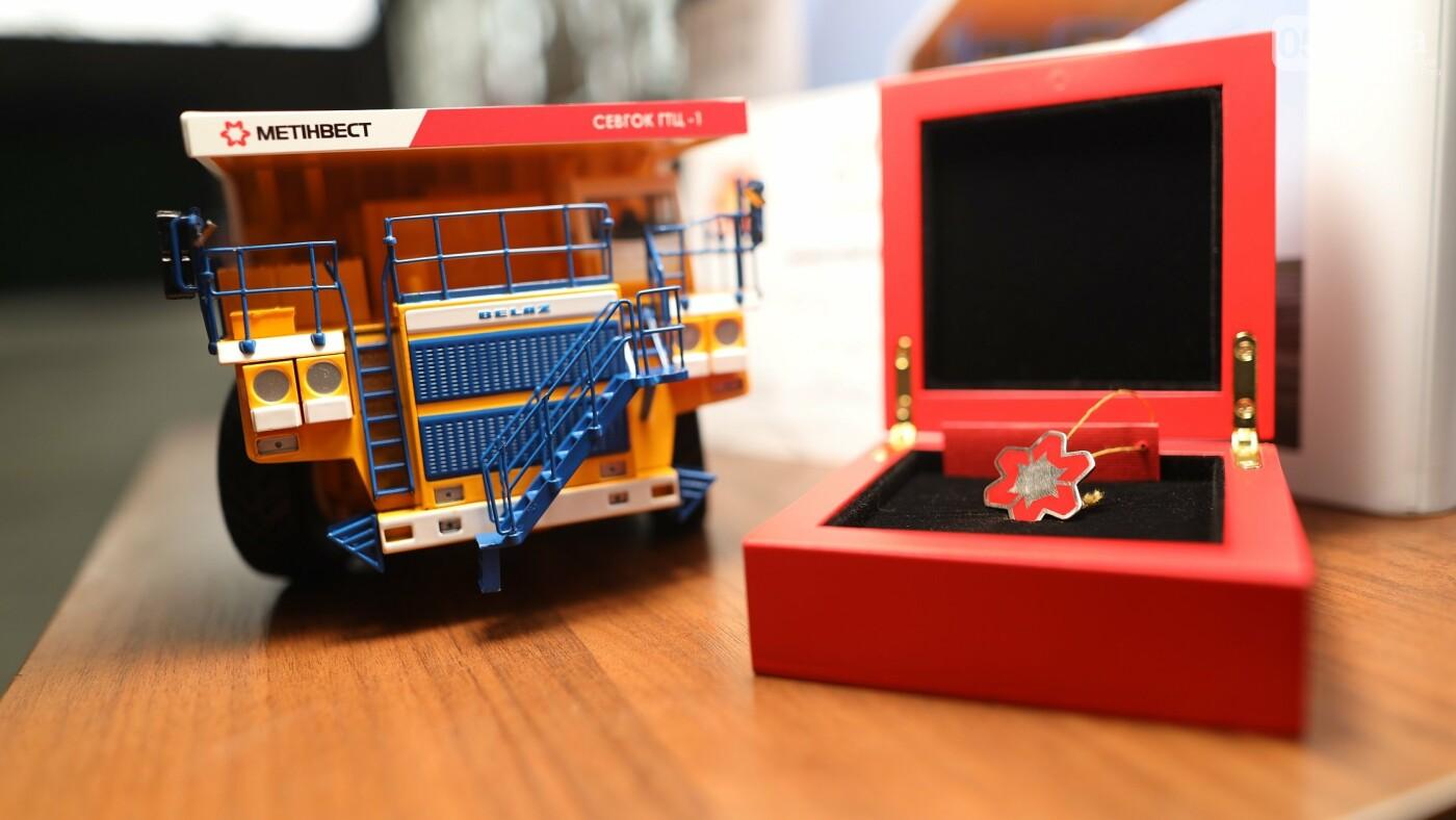 Лучшие в профессии. Генеральный директор Группы Метинвест лично вручил наивысшую награду компании криворожским горняками металлургам, фото-5