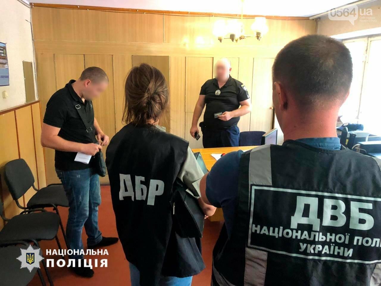 В Кривом Роге полицейского поймали на взятке, - ФОТО, фото-3