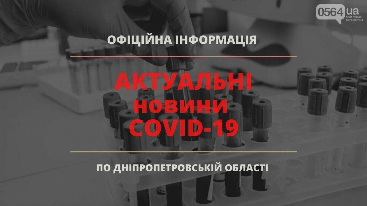 В минувшие сутки в Кривом Роге зарегистрировано 3 новых случая COVID-19, фото-1