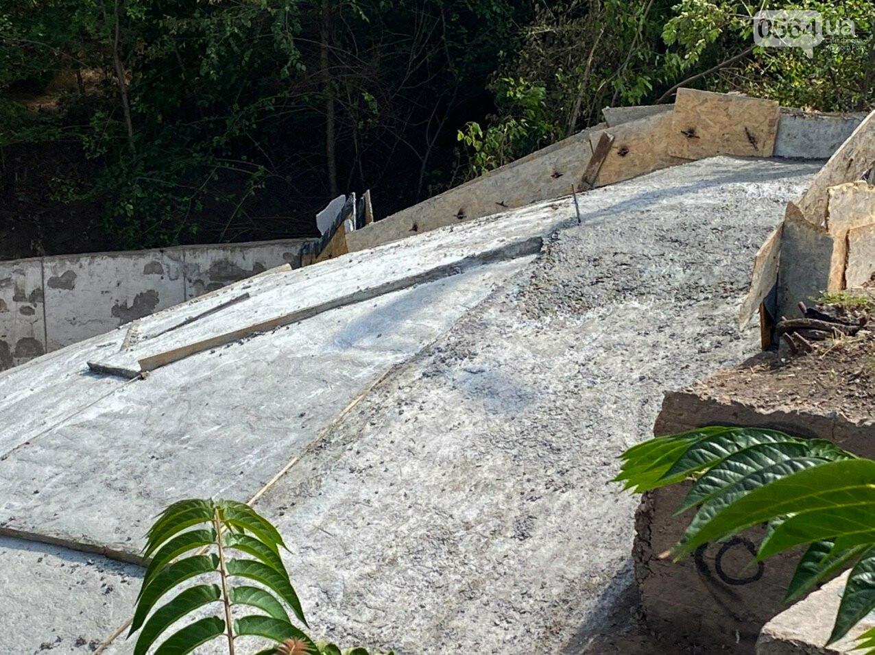 В Кривом Роге опять ремонтируют мост, где 5 лет назад произошло ЧП, - ФОТО , фото-26