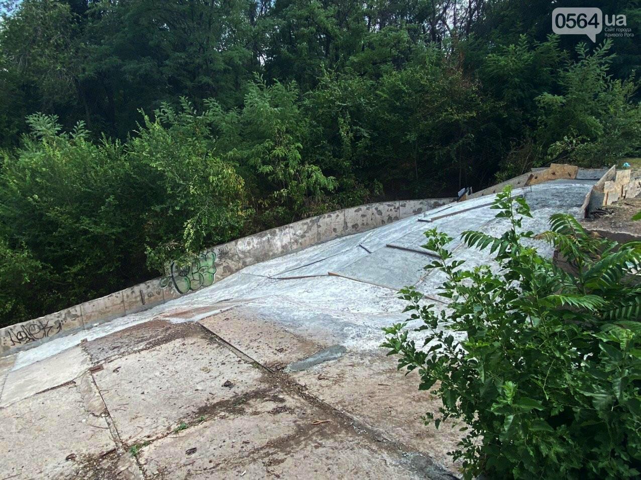 В Кривом Роге опять ремонтируют мост, где 5 лет назад произошло ЧП, - ФОТО , фото-20