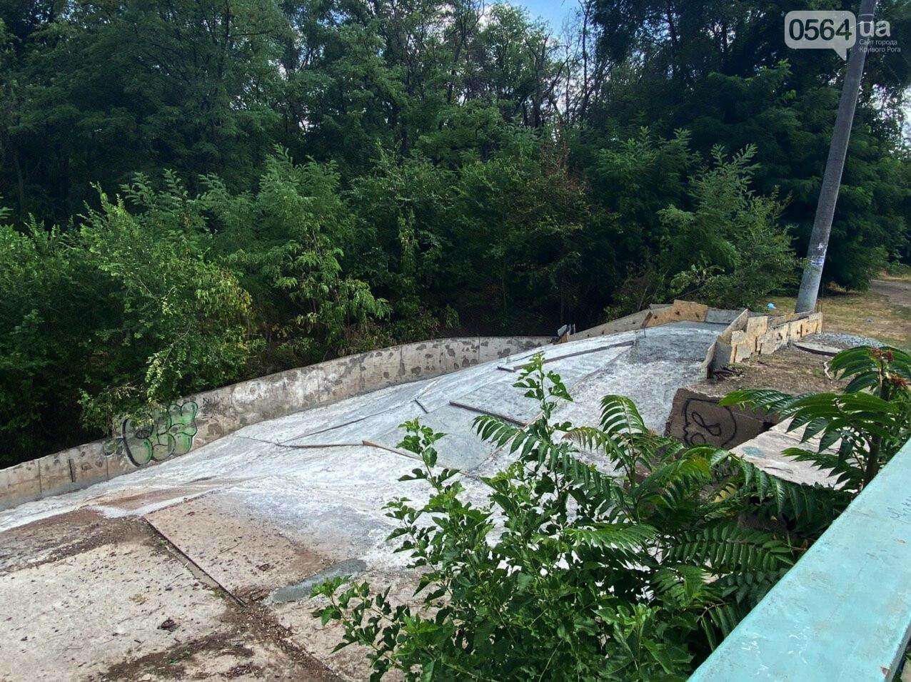 В Кривом Роге опять ремонтируют мост, где 5 лет назад произошло ЧП, - ФОТО , фото-19