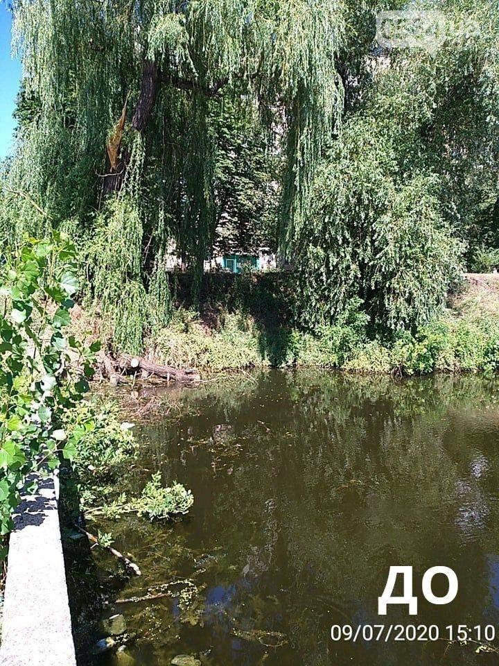 В Кривом Роге проверили чистоту прибрежной зоны Старой Саксагани, - ФОТО , фото-3