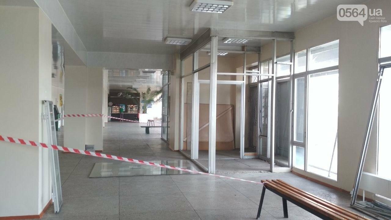 """В Кривом Роге стартовала реконструкция входа в главный корпус """"тысячки"""", - ФОТО, фото-5"""
