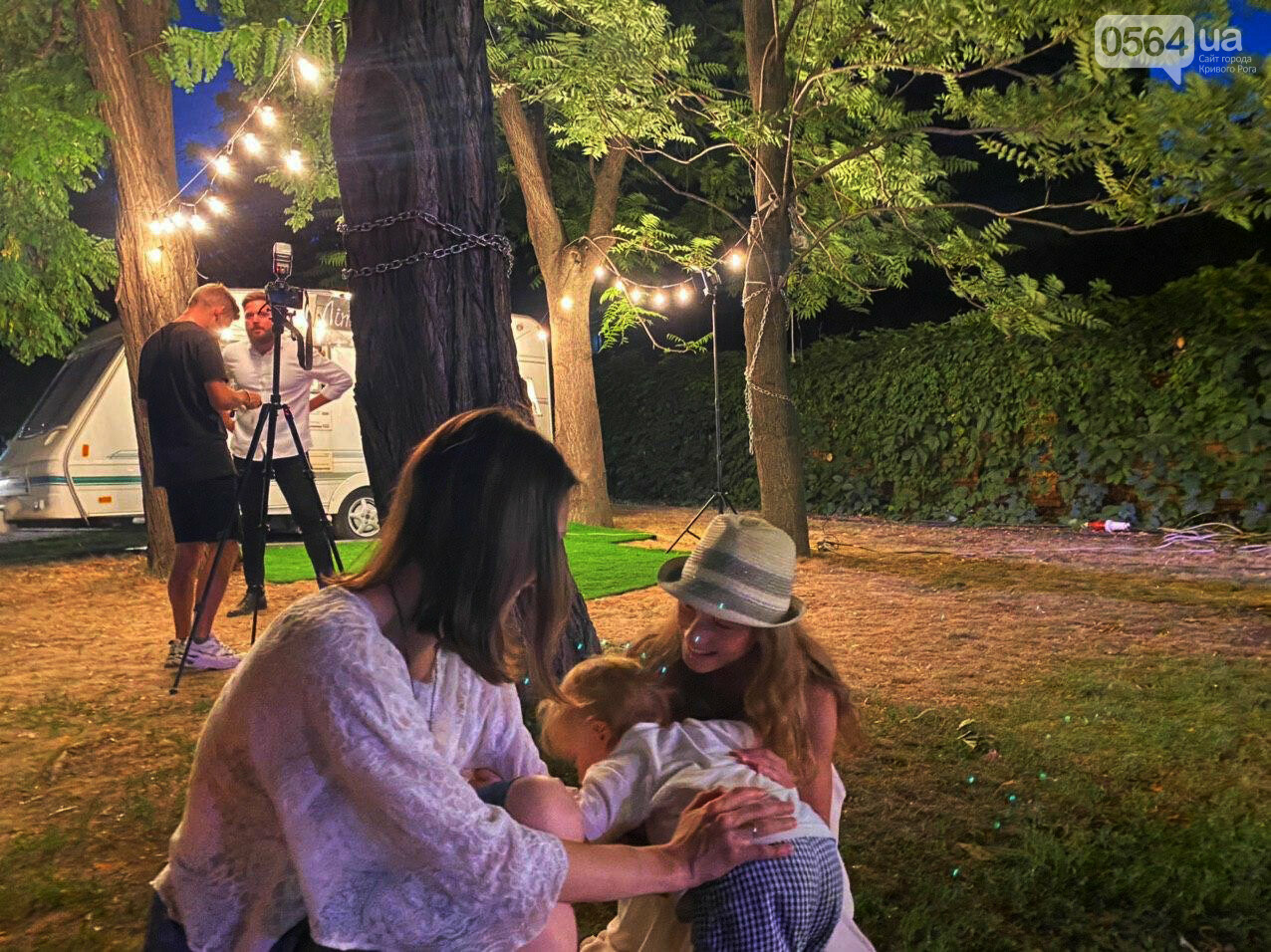 Под звездным небом криворожане наслаждались летним джазом от  Advantage Project, - ФОТО, ВИДЕО , фото-60