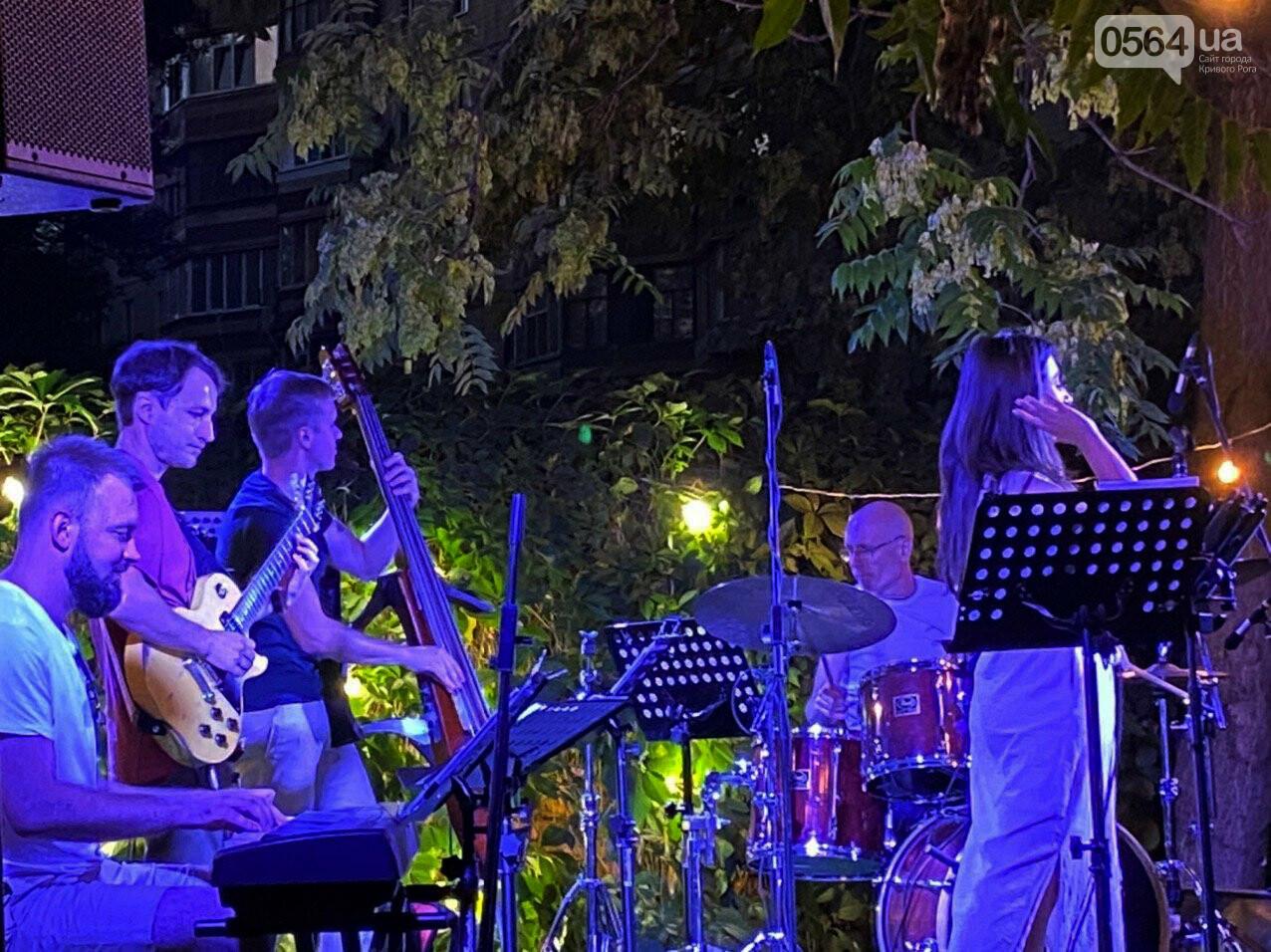 Под звездным небом криворожане наслаждались летним джазом от  Advantage Project, - ФОТО, ВИДЕО , фото-53