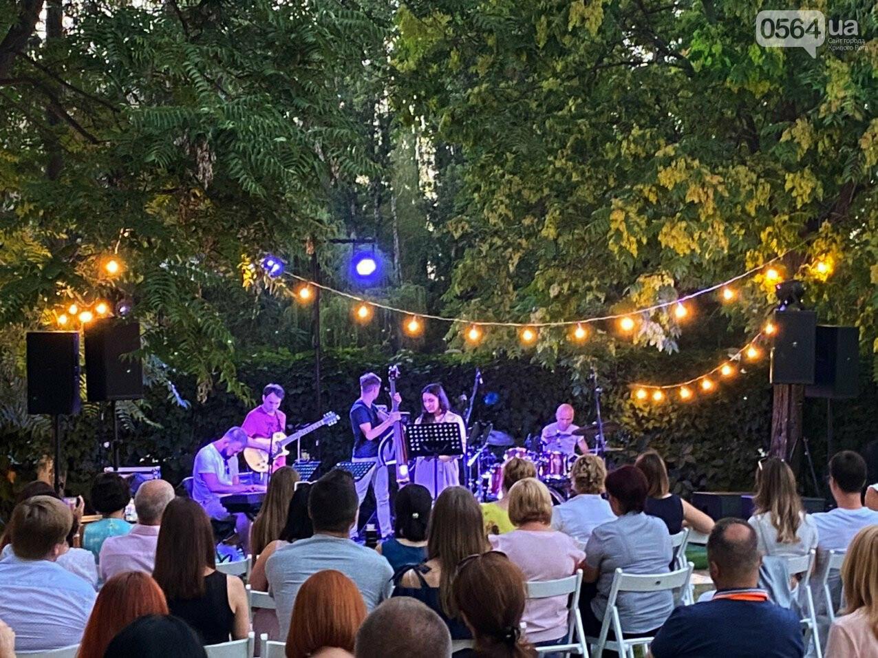 Под звездным небом криворожане наслаждались летним джазом от  Advantage Project, - ФОТО, ВИДЕО , фото-37