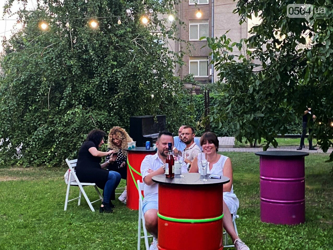 Под звездным небом криворожане наслаждались летним джазом от  Advantage Project, - ФОТО, ВИДЕО , фото-29
