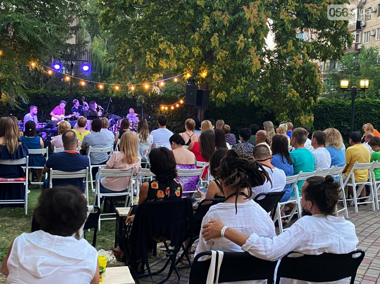 Под звездным небом криворожане наслаждались летним джазом от  Advantage Project, - ФОТО, ВИДЕО , фото-25