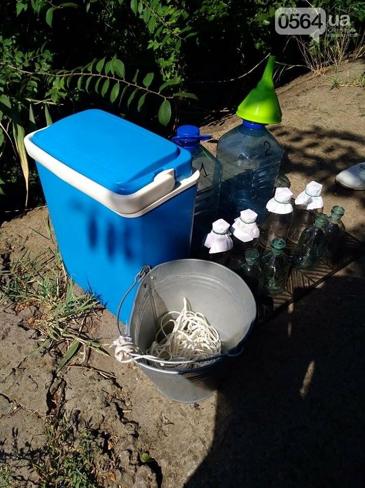 Криворожские экологи рассказали о результатах мониторингового исследования воды в Саксагани, - ФОТО , фото-4