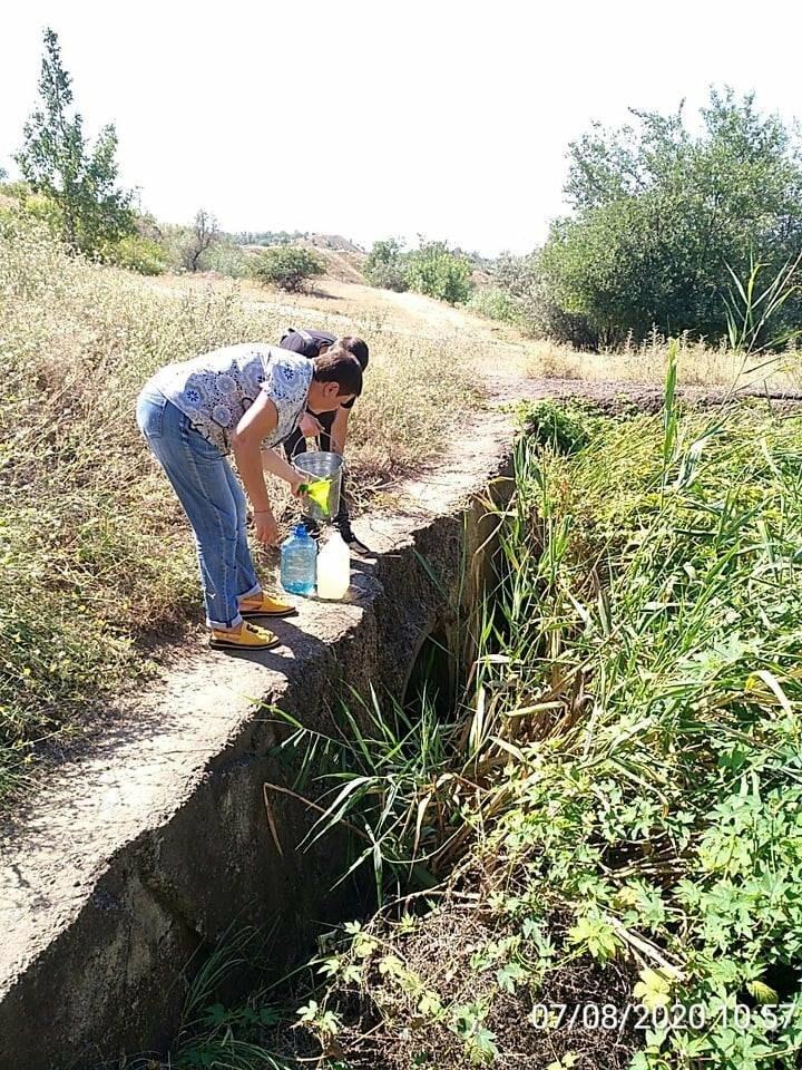 Криворожские экологи рассказали о результатах мониторингового исследования воды в Саксагани, - ФОТО , фото-3