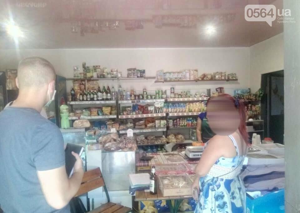 Криворожские полицейские выявили три магазина, где продавали алкоголь несовершеннолетним, - ФОТО , фото-1