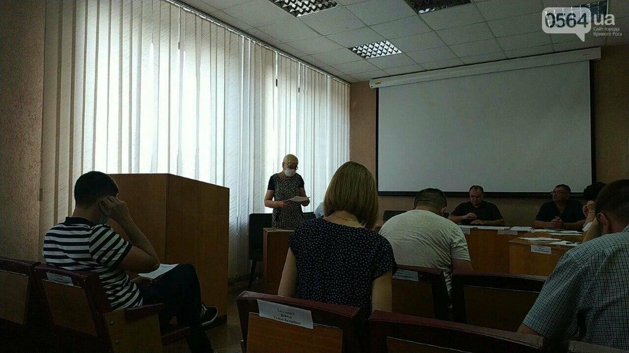 В Кривом Роге члены городской и районной избирательных комиссий провели первые заседания, - ФОТО, фото-5
