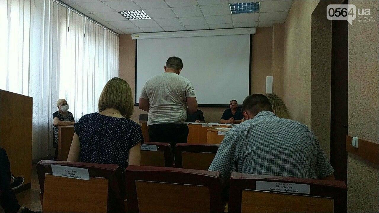 В Кривом Роге члены городской и районной избирательных комиссий провели первые заседания, - ФОТО, фото-3