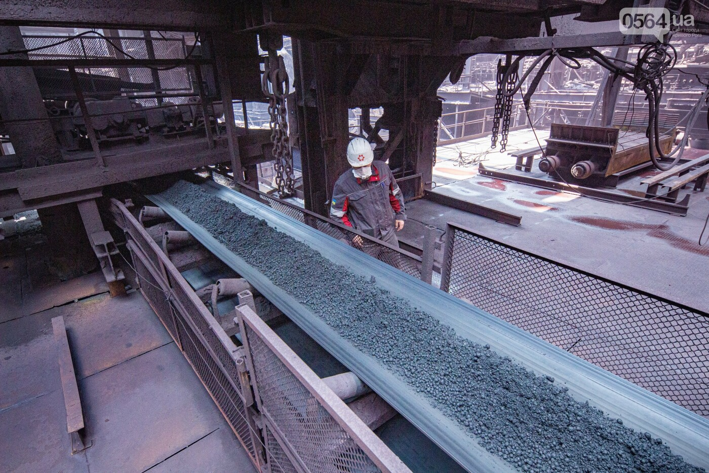 Северный ГОК продолжил модернизацию газоочистного оборудования в цехах производства окатышей, фото-1