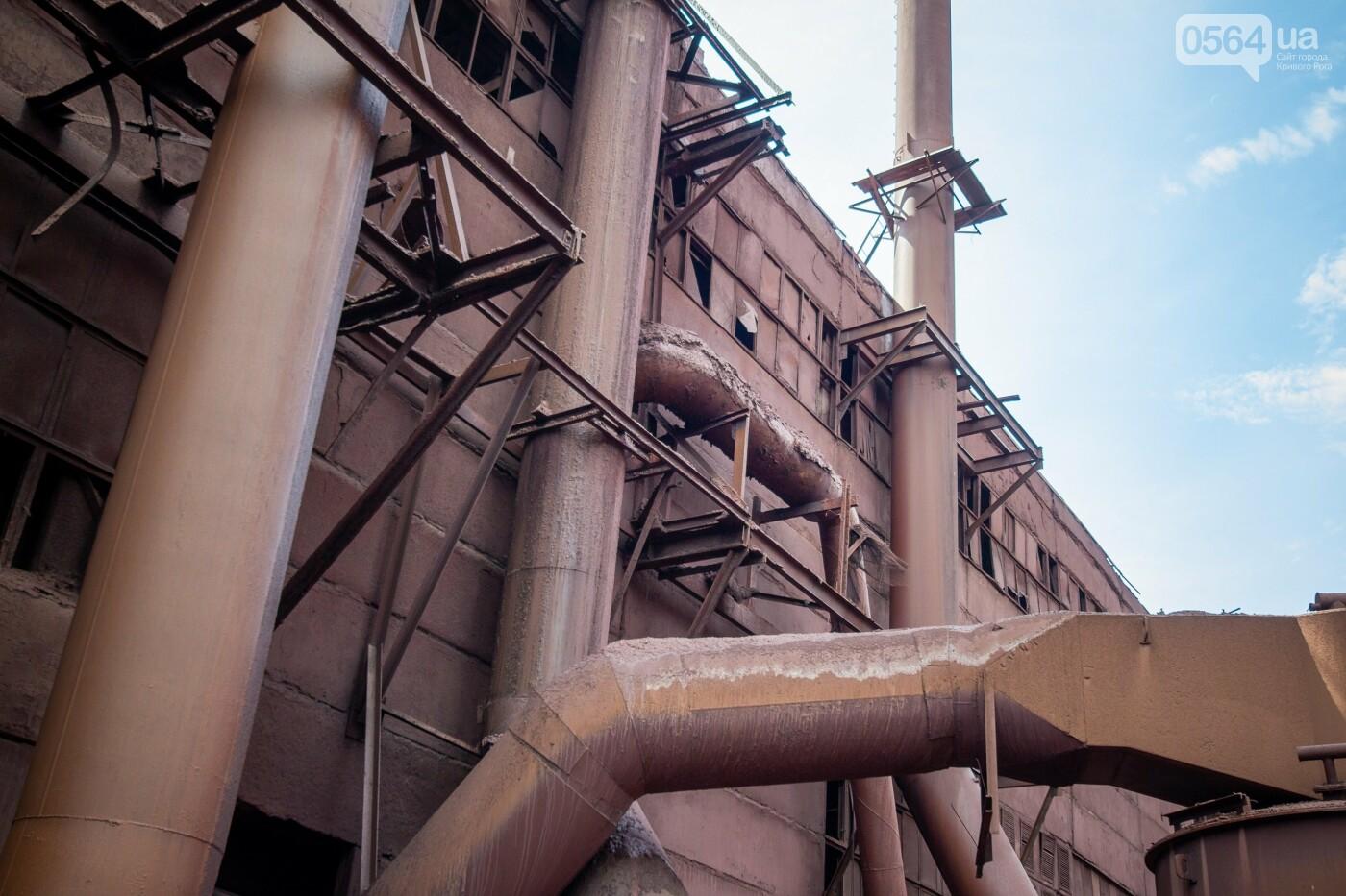 Северный ГОК продолжил модернизацию газоочистного оборудования в цехах производства окатышей, фото-2