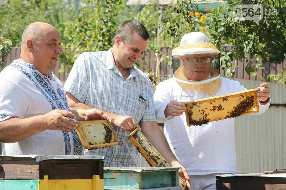 Пчеловодов Криворожья поздравили с Яблочным Спасом и Днем пасечника, - ФОТО , фото-7