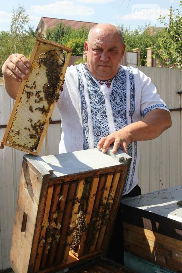 Пчеловодов Криворожья поздравили с Яблочным Спасом и Днем пасечника, - ФОТО , фото-6