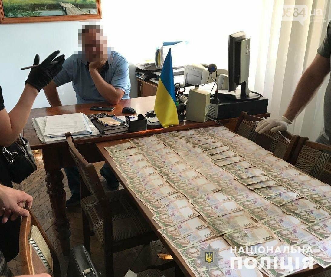 На Днепропетровщине двух начальников учреждений поймали на взятке, - ФОТО , фото-2