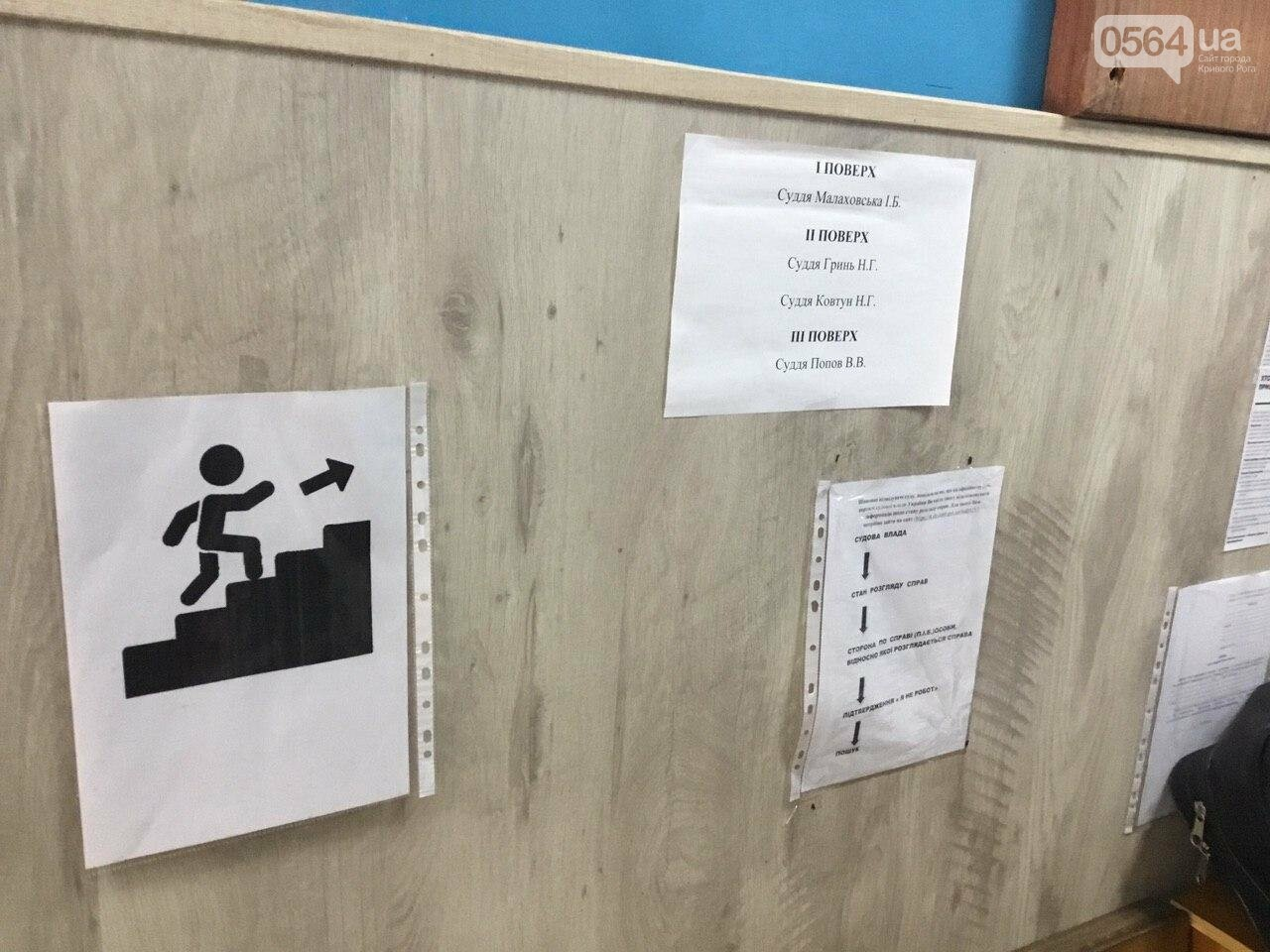 Иск против Российской Федерации в Кривом Роге: заседание не состоялось, судья на сутки удалился в совещательную комнату, - ФОТО, ВИДЕО, фото-7