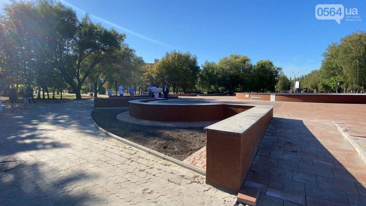 В Кривом Роге включили фонтан перед мэрией, - ФОТО, ВИДЕО , фото-19