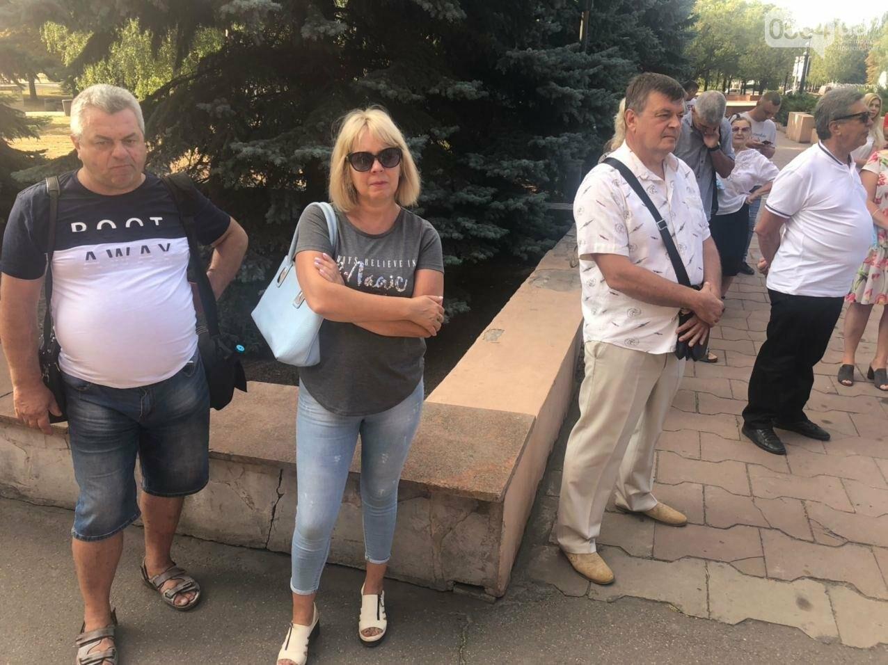 Криворожские предприниматели снова вышли на акцию, - ФОТО, фото-5