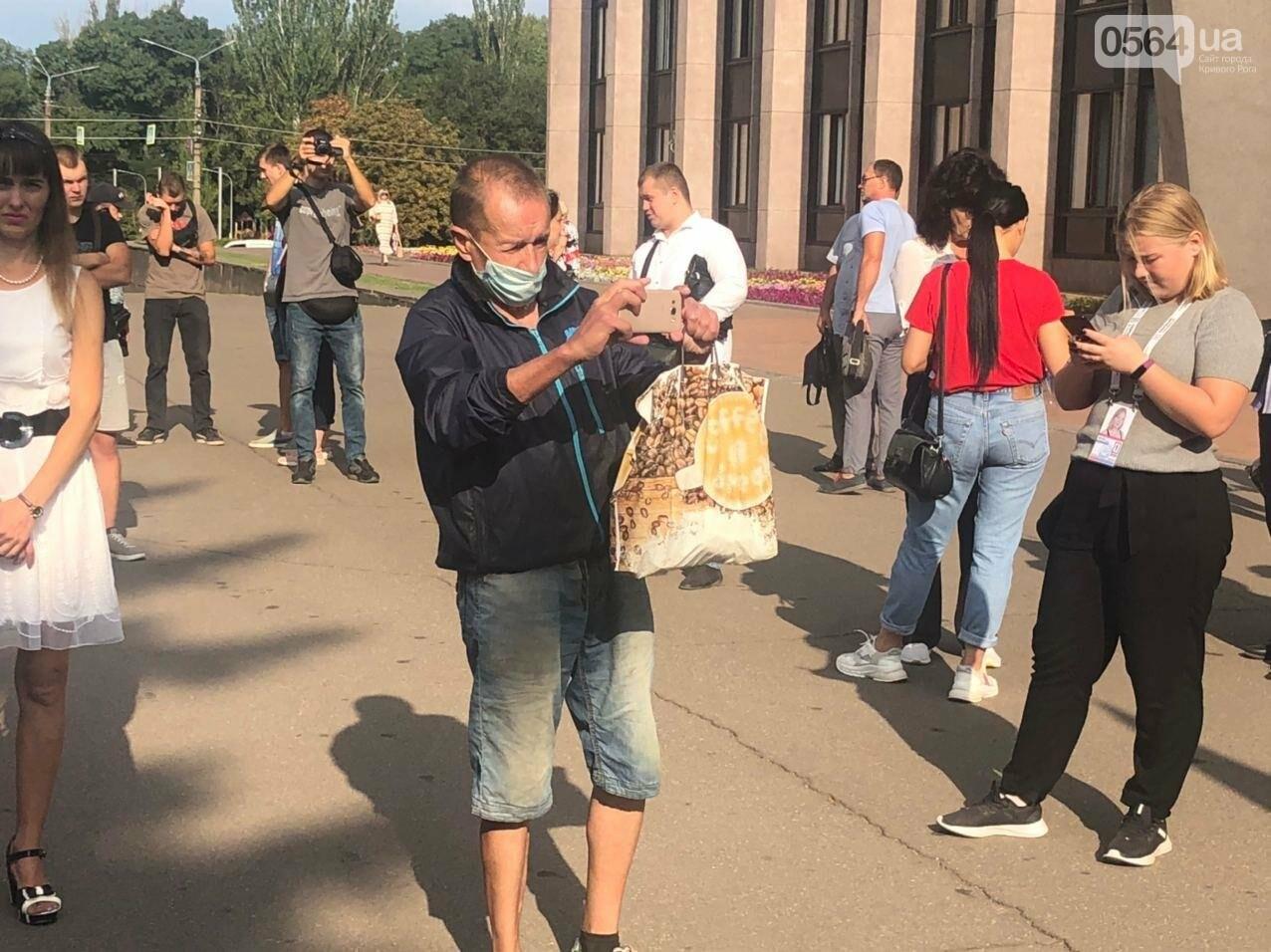 Криворожские предприниматели снова вышли на акцию, - ФОТО, фото-3