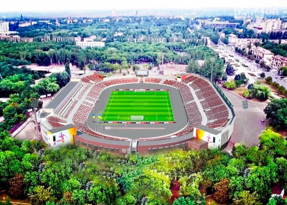 """В соцсети показали эскизы реконструкции стадиона """"Металлург"""". Криворожане спрашивают: почему без крыши? , фото-5"""