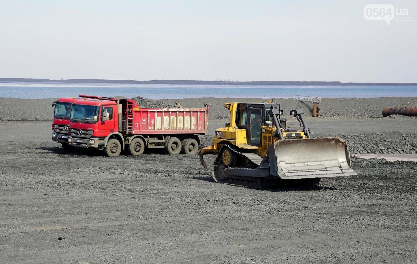 Северный горно-обогатительный комбинат Группы Метинвест эффективно применил отходы горного производства для консервации отработанных карт х..., фото-3