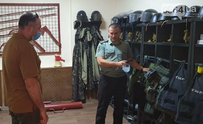 В Криворожской колонии проверили столовую, клуб для осужденных и храм, - ФОТО , фото-7