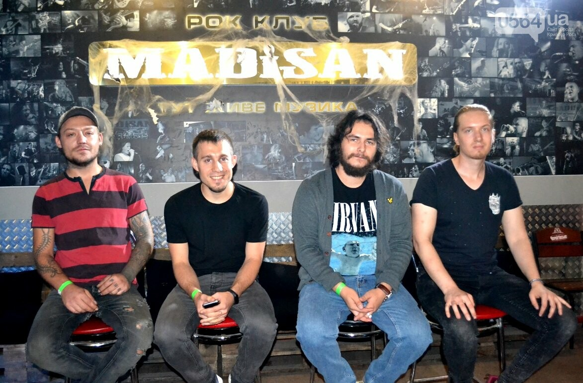 Криворожский рок-клуб  Madisan открыл концертный сезон Grunge party c Imunna и Alterground, - ФОТО, ВИДЕО, фото-4
