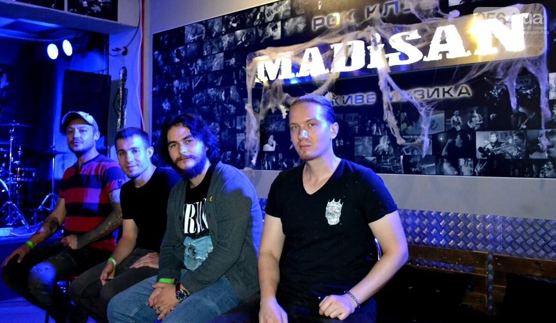 Криворожский рок-клуб  Madisan открыл концертный сезон Grunge party c Imunna и Alterground, - ФОТО, ВИДЕО, фото-1