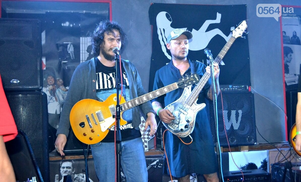 Криворожский рок-клуб  Madisan открыл концертный сезон Grunge party c Imunna и Alterground, - ФОТО, ВИДЕО, фото-5