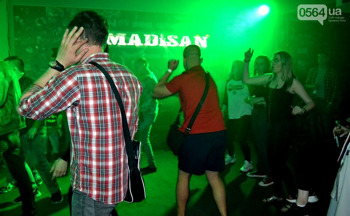 Криворожский рок-клуб  Madisan открыл концертный сезон Grunge party c Imunna и Alterground, - ФОТО, ВИДЕО, фото-6