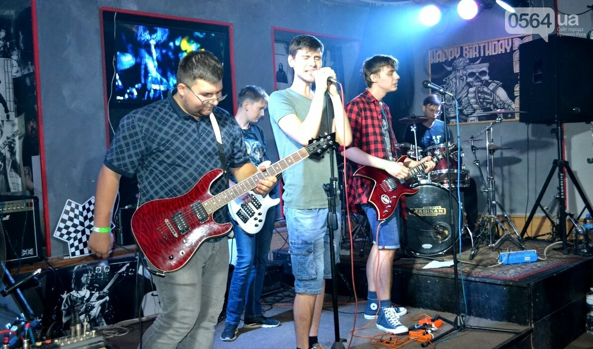 Криворожский рок-клуб  Madisan открыл концертный сезон Grunge party c Imunna и Alterground, - ФОТО, ВИДЕО, фото-9
