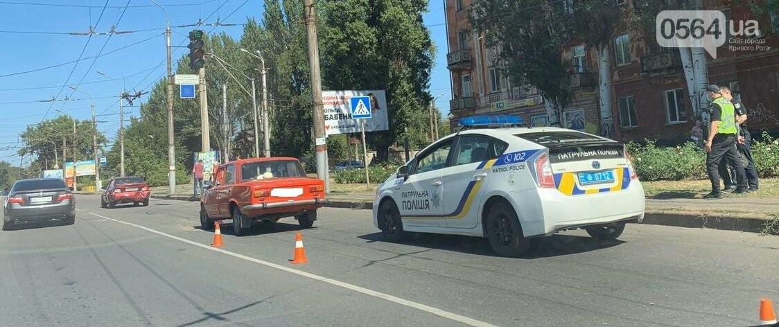 В Кривом Роге в результате ДТП пострадала женщина , - ФОТО , фото-12