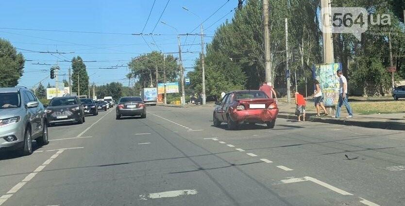 В Кривом Роге в результате ДТП пострадала женщина , - ФОТО , фото-10
