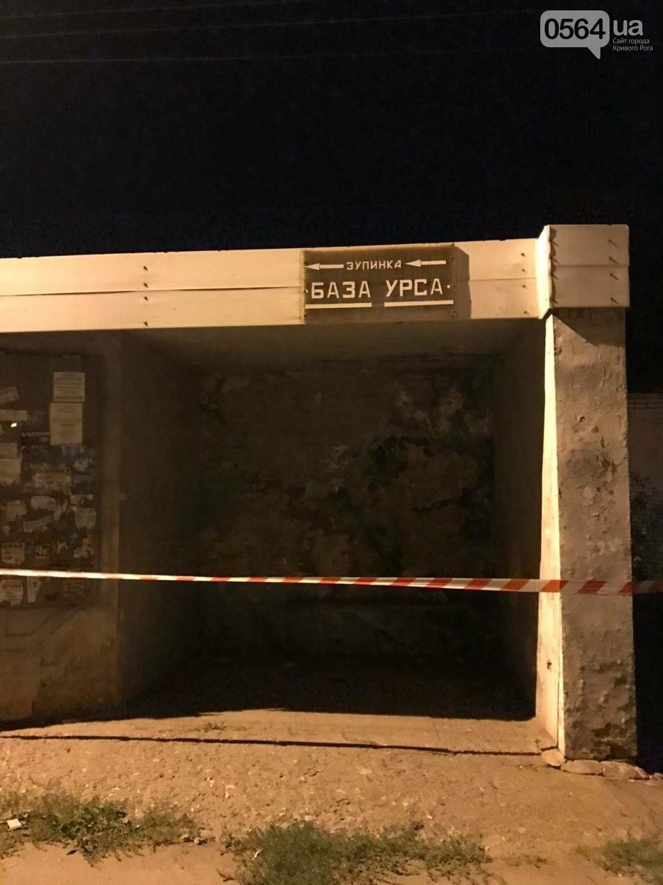 Криворожанин обнаружил на остановке гранату, - ФОТО , фото-1