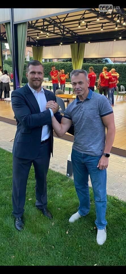 Самый сильный человек мира наградил криворожских спортсменов Метинвеста , фото-2