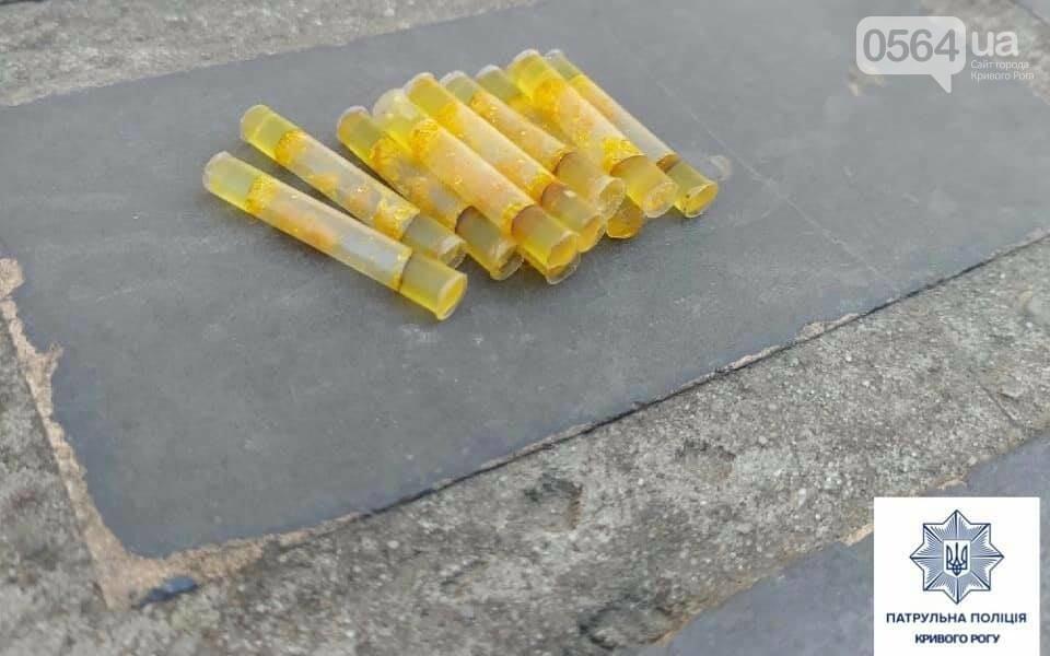 """Полицейские нашли у криворожанки 12 трубочек с """"амфетамином"""", - ФОТО , фото-2"""