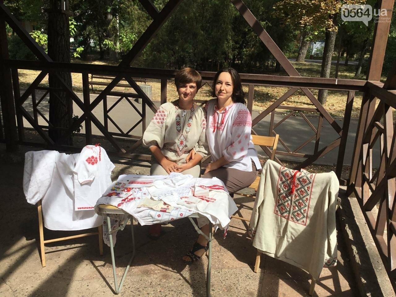 Криворожские вышивальщицы готовят сюрприз для родного города, - ФОТО, ВИДЕО, фото-8