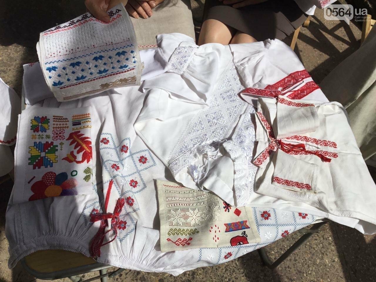 Криворожские вышивальщицы готовят сюрприз для родного города, - ФОТО, ВИДЕО, фото-3