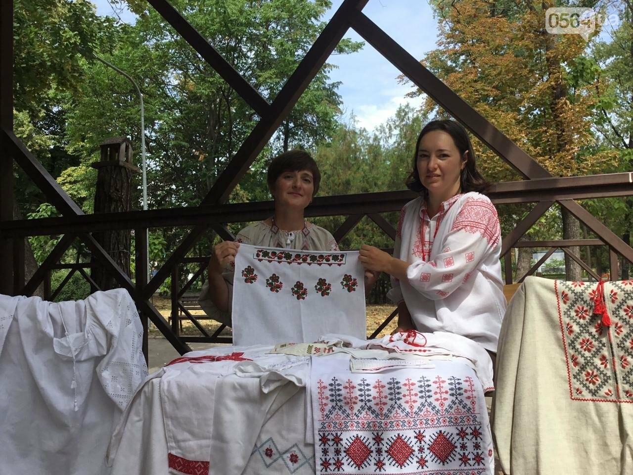 Криворожские вышивальщицы готовят сюрприз для родного города, - ФОТО, ВИДЕО, фото-1