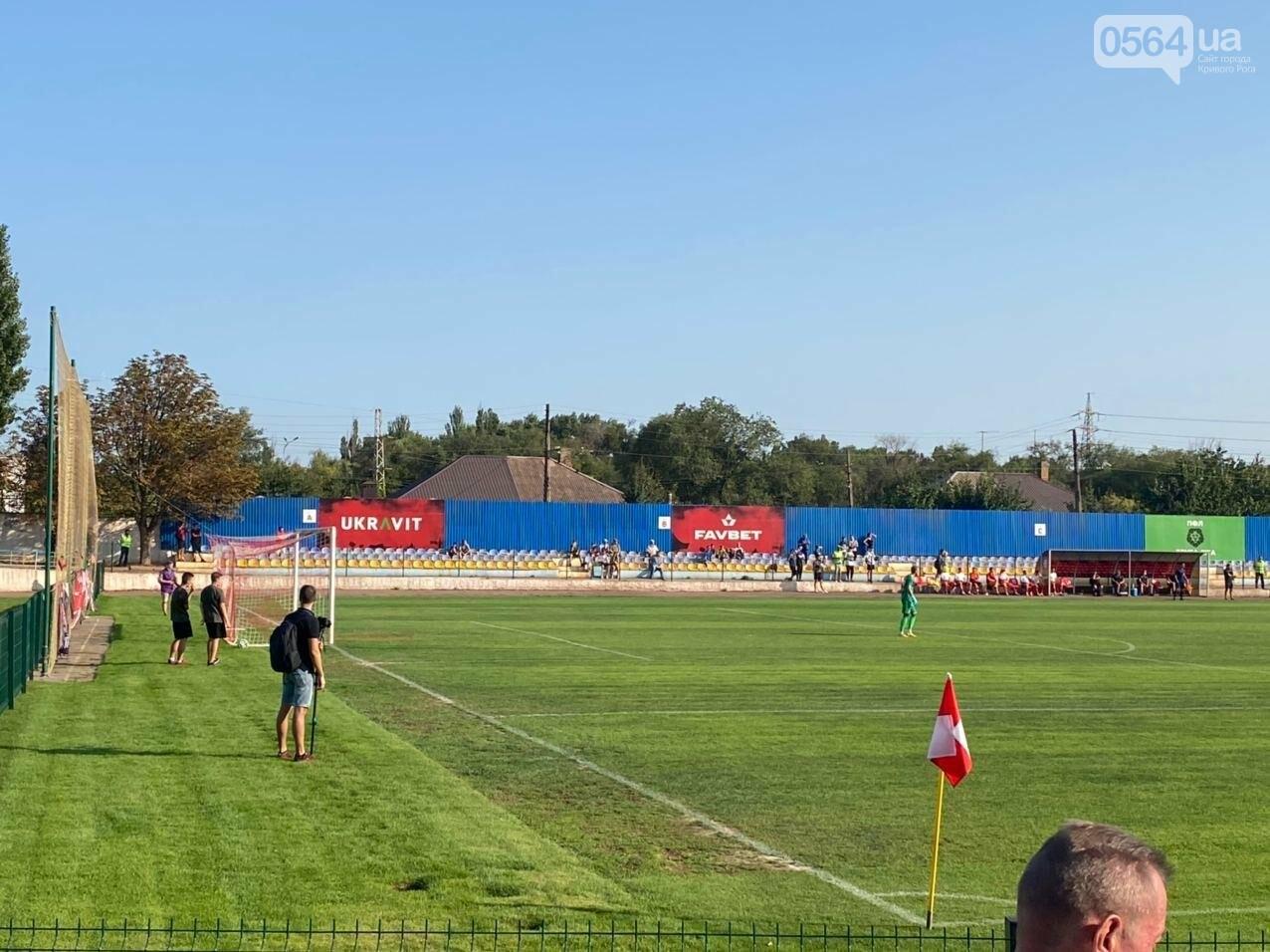 В Кривом Роге начался матч между ФК «Кривбасс» и ФК «Таврия»,  - ФОТО, ВИДЕО, фото-12
